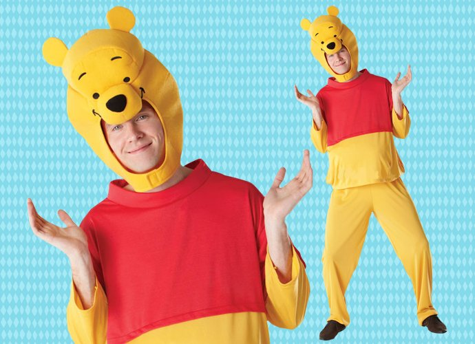 Winnie the Pooh Costume for Teachers