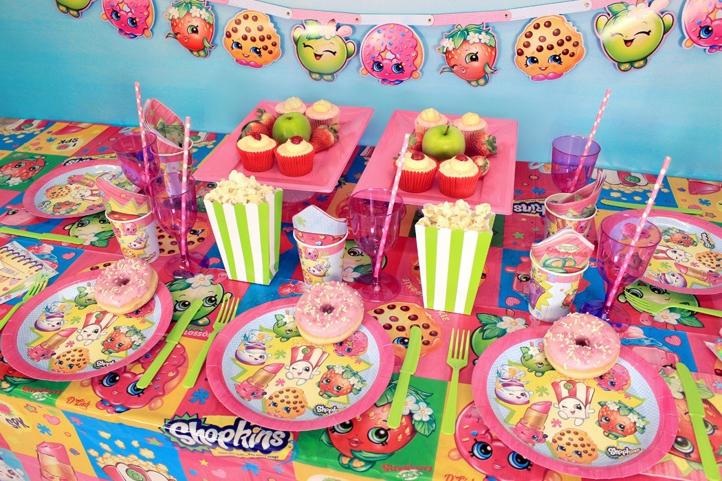Shopkins Party Ideas | Party Delights Blog
