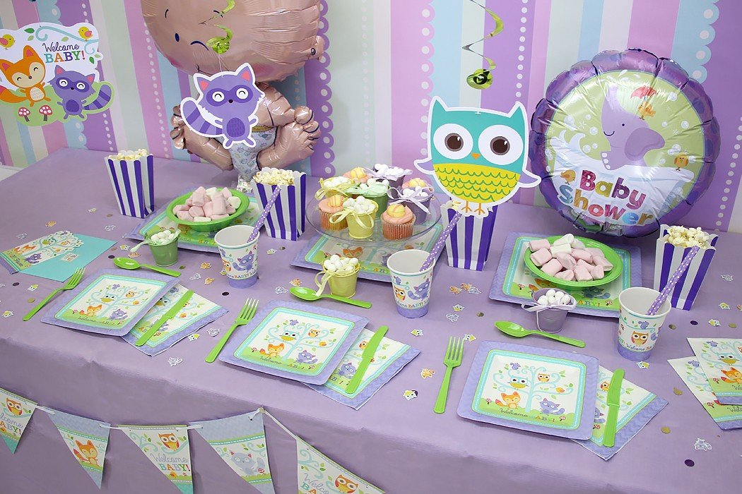 Woodland Baby Shower Ideas ~ A babe in the woods kate berry s woodlands themed baby shower