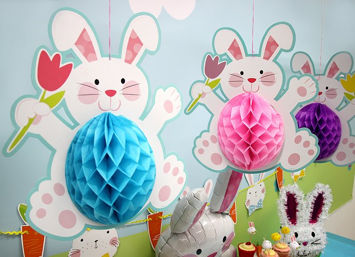 Easter Bunny Party Ideas | Party Delights Blog