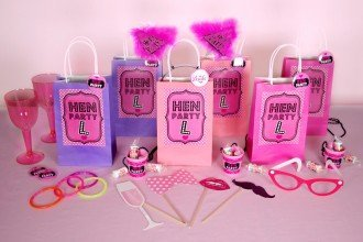 Hen Party Gift Bag Ideas