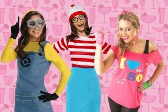 Hen Party Group Costume Ideas