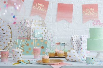 Pretty Pastel Party Ideas