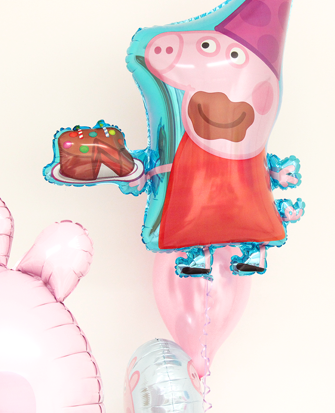 Foil Peppa Pig Balloon