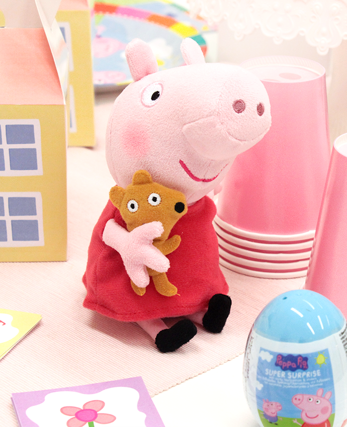 Peppa Pig Cuddly Toy