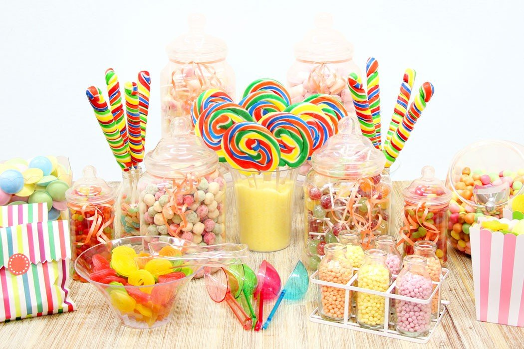 How To Set Up A Candy Buffet Step By Party