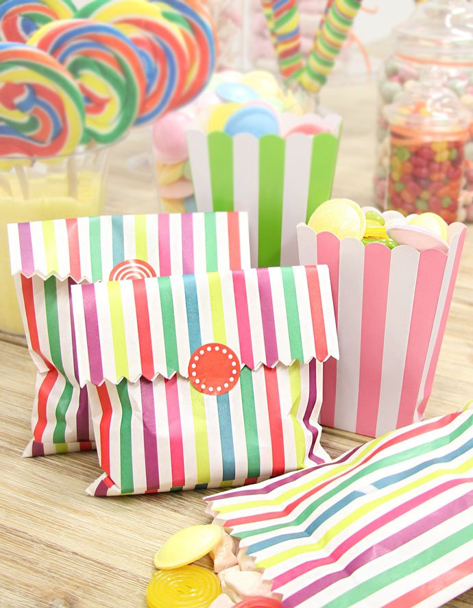 How to set up a candy buffet step by step party delights blog candy buffet sweet bags junglespirit Gallery