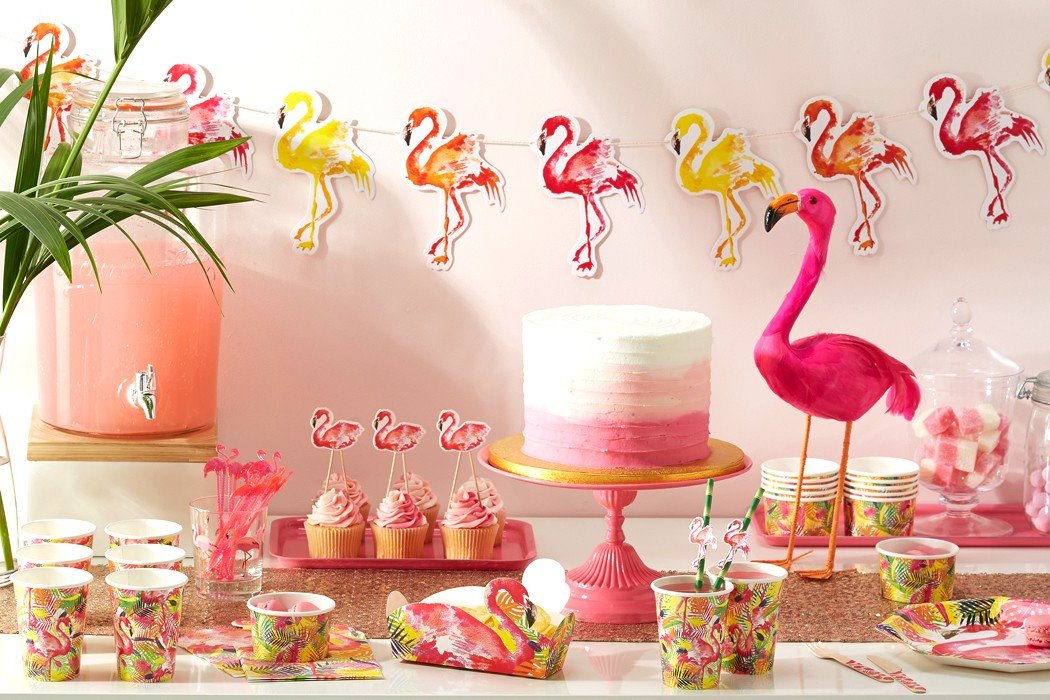 Fun & Flamboyant Flamingo Party Ideas