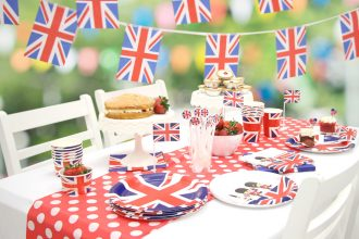 Union Jack Party Ideas