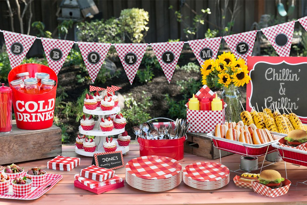 Sizzling Summer Barbecue Ideas