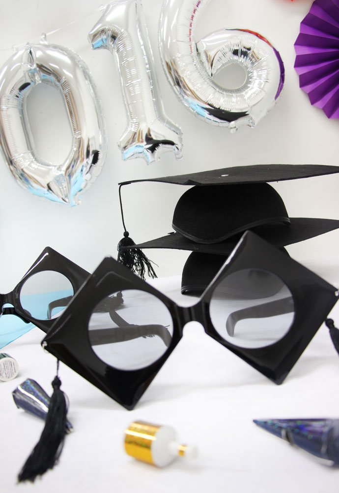 Graduation Party Fancy Dress Accessories