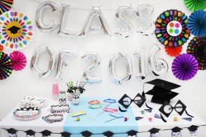 Graduation Party Ideas - Class of 2016