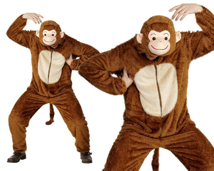 Planet of the Apes Monkey Costume