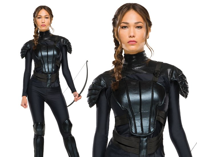 The Hunger Games Katniss Everdeen Costume