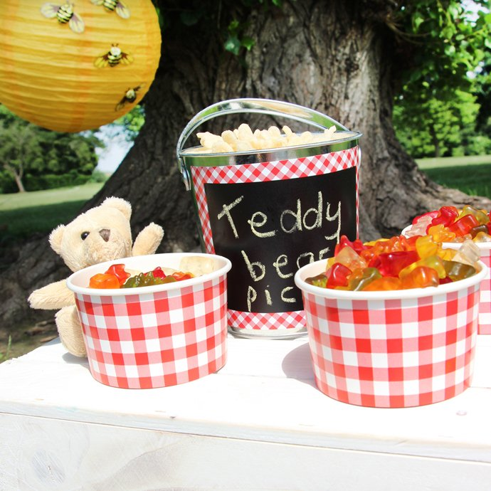 Teddy Bear Picnic Party Snacks