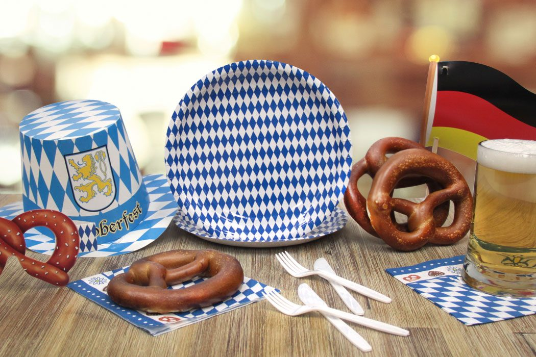 German Oktoberfest Party Ideas