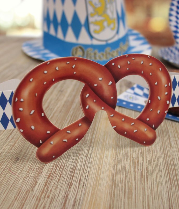 Pretzel Glasses