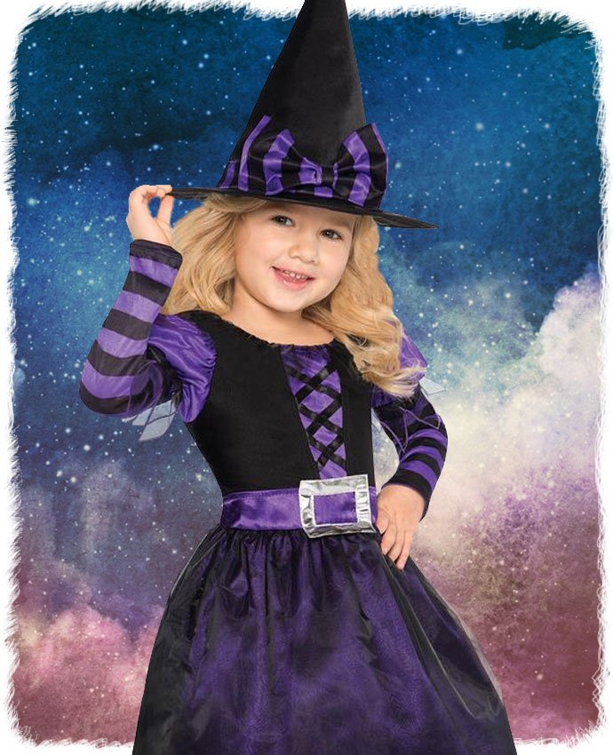 Be Witched Witch Costume for Kids
