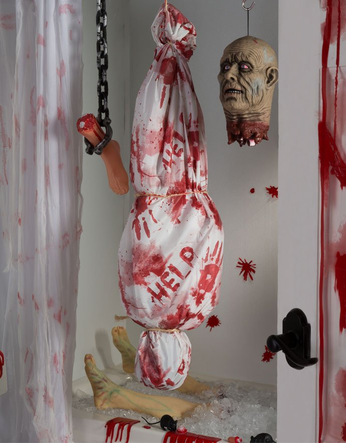 splat decorations – These are our favourite zombie party decorations ...