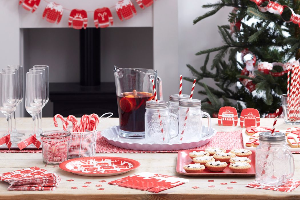 Lovely Christmas Day Party Ideas Part - 4: Christmas Jumper Day Party Ideas