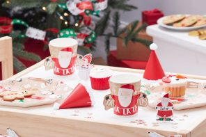 Honest christmas gift tags party delights blog for Christmas eve food ideas uk