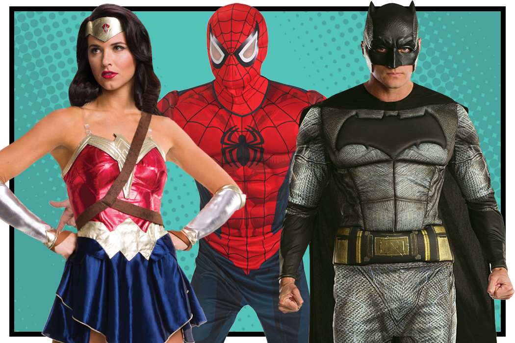 Best Superhero Costumes
