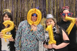 New Year's Eve Photo Booth Ideas