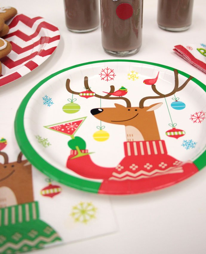 Reindeer Party Supplies