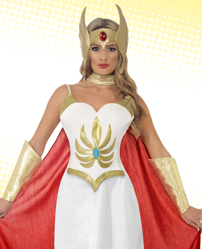 She-Rah Costume