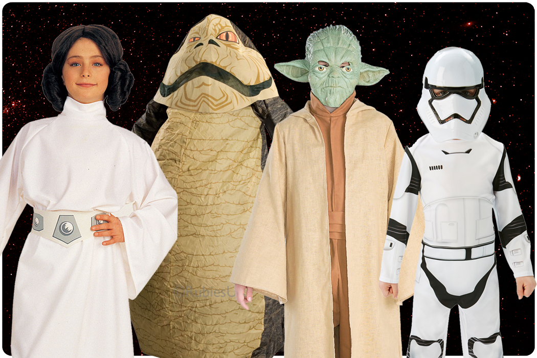 Best Star Wars Costumes