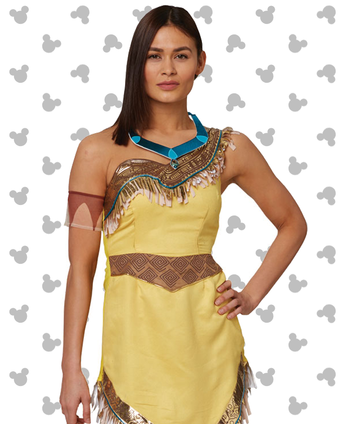 Pocahontas Costume for Adults