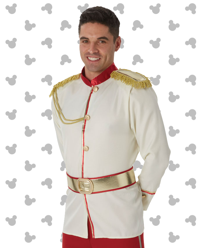 Prince Charming Costume for Adults