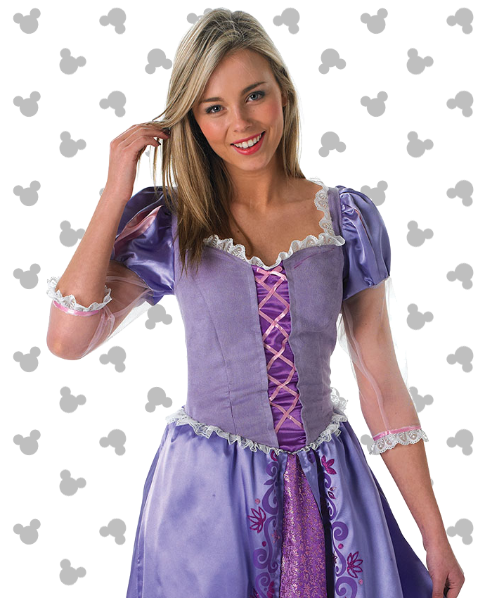 Rapunzel Costume for Adults