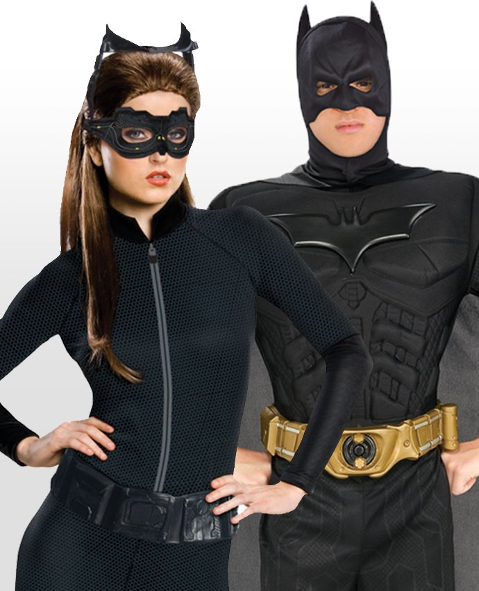 17 Couple's Costume Ideas For You And Your Other Half