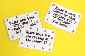 Free Printable World Book Day Game