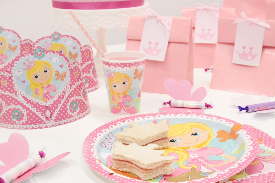 How to Throw a Princess Party on a Budget