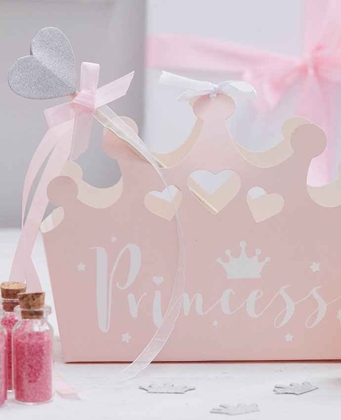 Princess Party Boxes