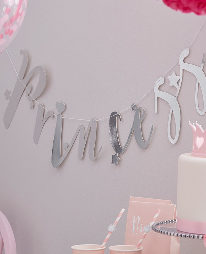Princess Party Bunting