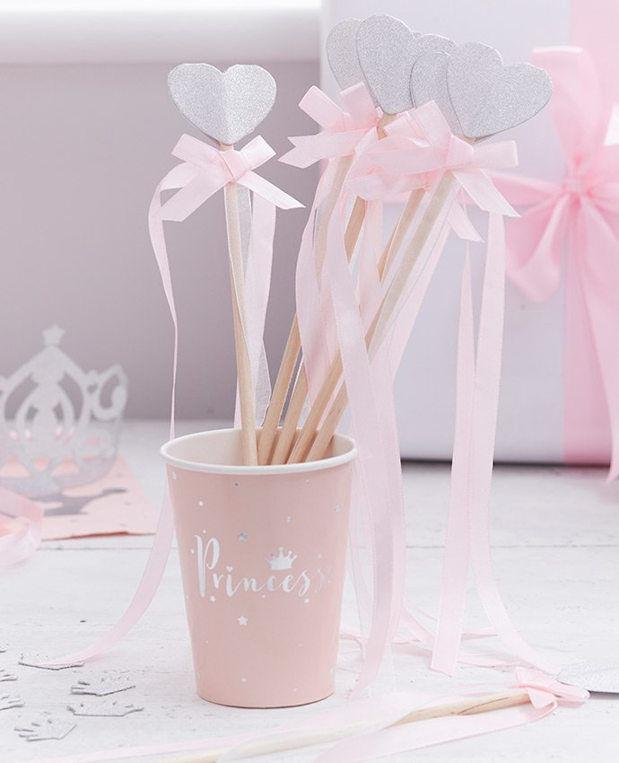 Princess Wands in a Cup