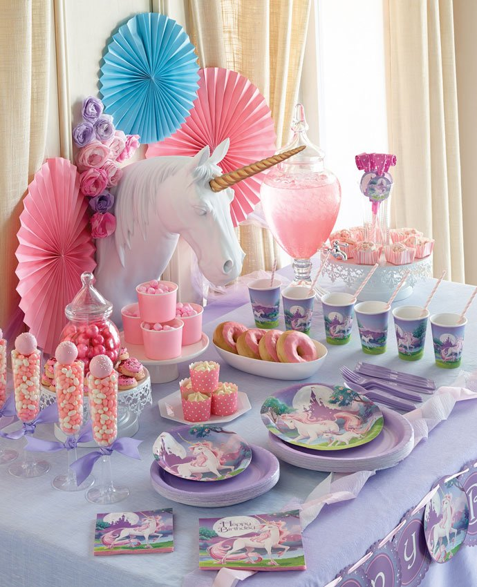How to Throw a Magical Unicorn Birthday Party  Party Delights Blog
