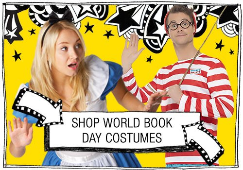 Classroom Ideas For World Book Day ~ World book day costumes for teachers party delights