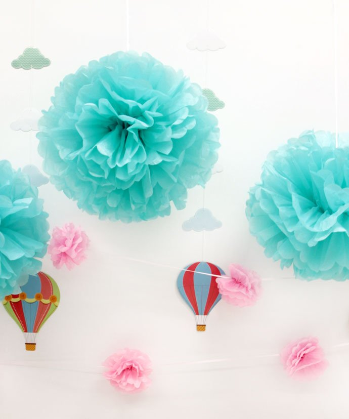 How to throw a baby shower on a budget party delights blog for Baby shower cost
