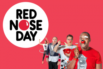 Fundraising Ideas for Red Nose Day 2017