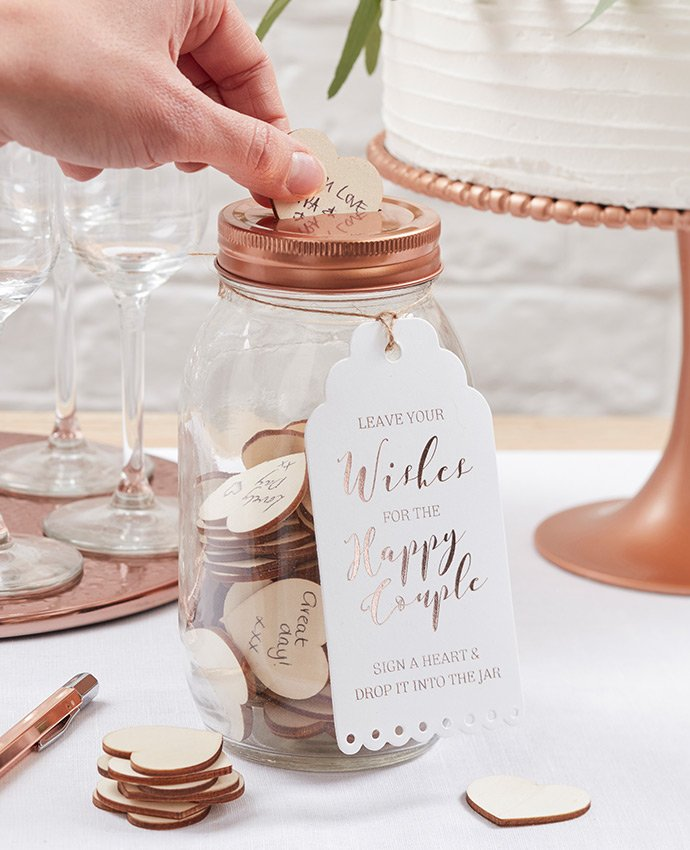 8 Unique & Alternative Wedding Guest Book Ideas | Party ...