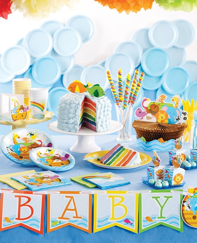 Noah's Ark Party Supplies