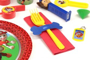 Easy Paw Patrol Napkin Folding