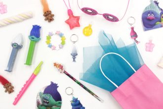 Trolls Party Bag Ideas