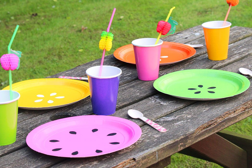 Tutti Frutti Party Ideas