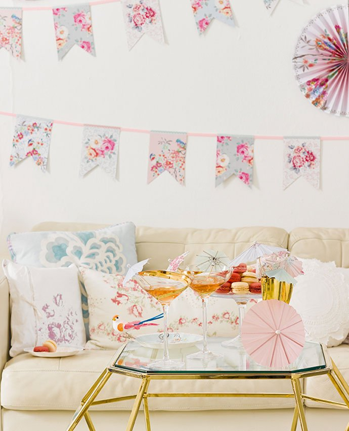 Afternoon Tea Party Decorations