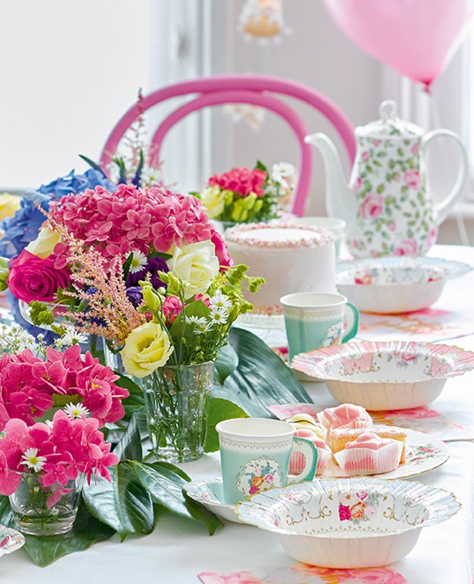 Afternoon Tea Party Supplies